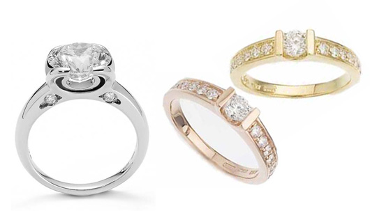 Roberto Coin Engagement Rings