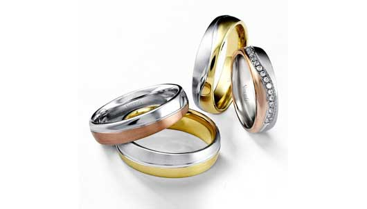 Simon G Wedding Bands