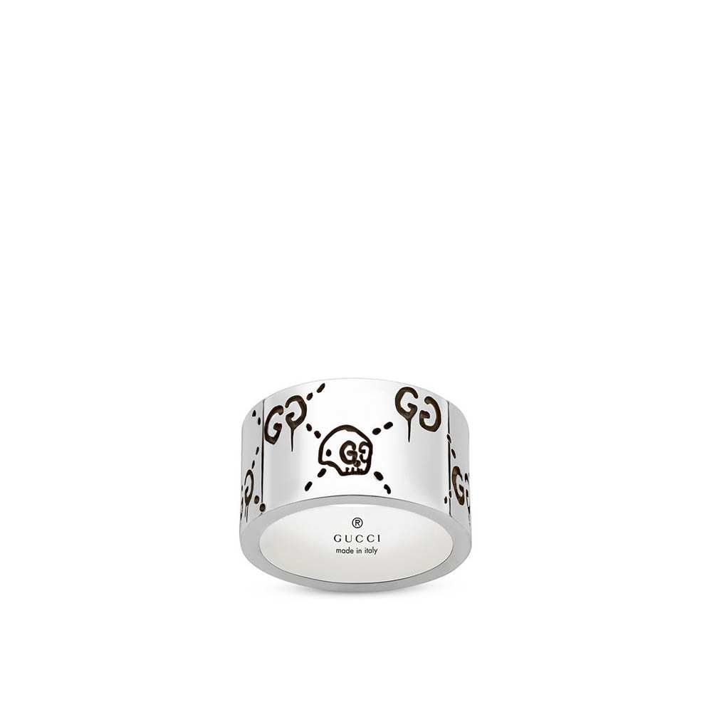 Gucci Double Ghost Ring