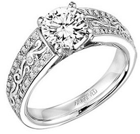 ArtCarved Engagement Ring and Wedding Band FAQ's