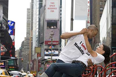 Passionate About Your City to Propose In