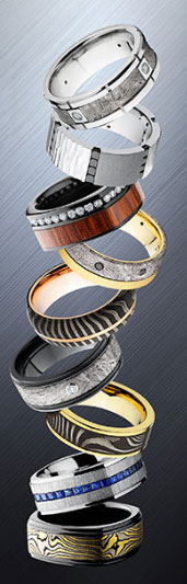 Lashbrook Rings for Men