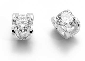 Roberto Coin Diamond Studs