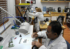 Swiss Watch Repair at JR Dunn