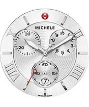 Michele Chronograph Model Ronda 5040d & 5050b Watch Face