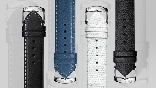 Philip Stein Watch Bands, Straps & Bracelets