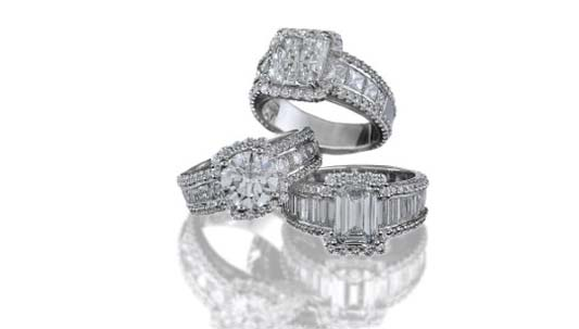 Robert Pelliccia Engagement Rings