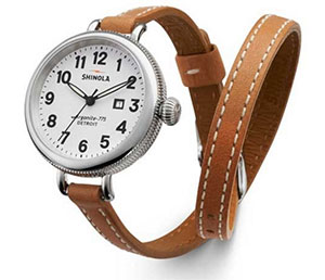 Shinola Birdy Watches