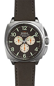 Shinola Brakeman Watches