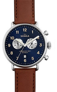 Shinola Canfield Watches