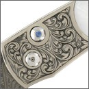 Knife Embellishments & Adornments with Engraving