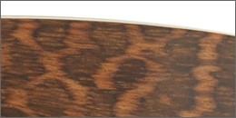 Knife Scale made from Snakewood