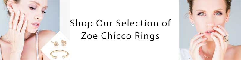 Shop Zoe Chicco Rings