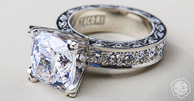 Tacori's Most Requested RIng