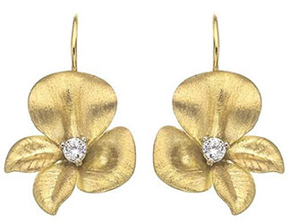Roberto Coin Fiore Earrings